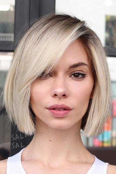 haircuts for thin hair to look thicker 25