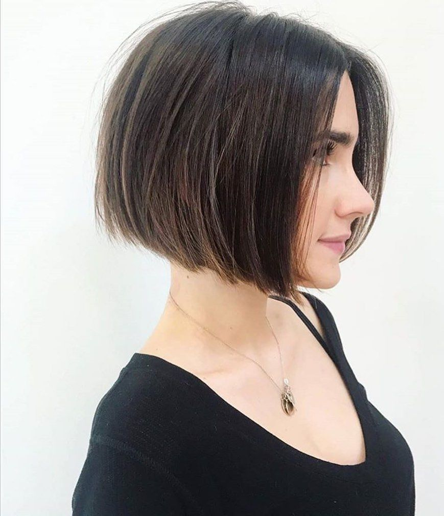 haircuts for thin hair to look thicker 26