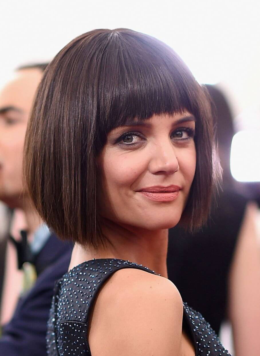 haircuts for thin hair to look thicker 27