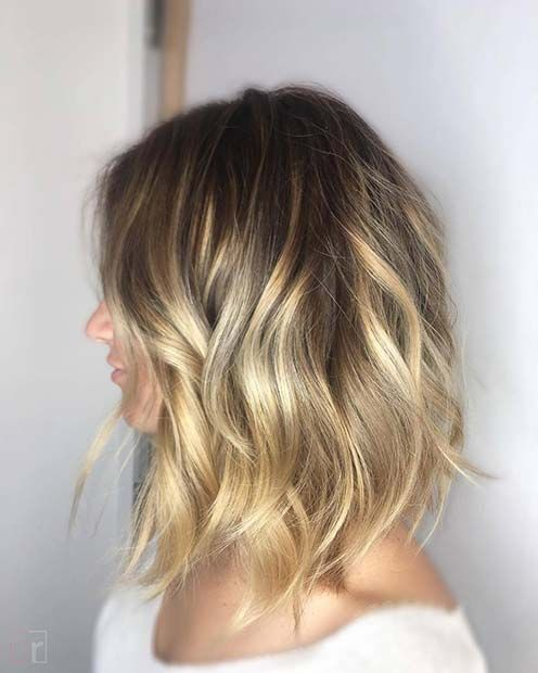 haircuts for thin hair to look thicker 30
