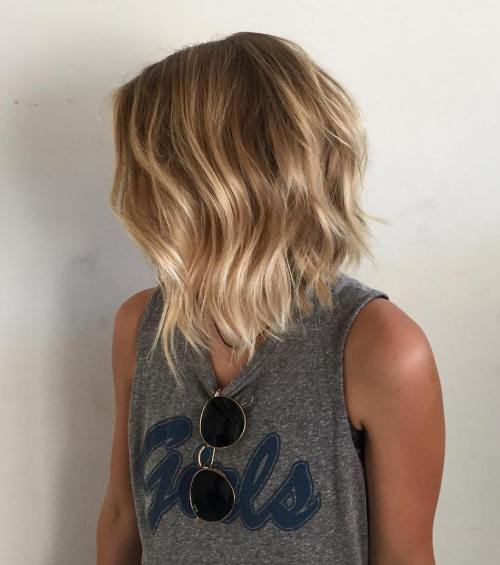 haircuts for thin hair to look thicker 31
