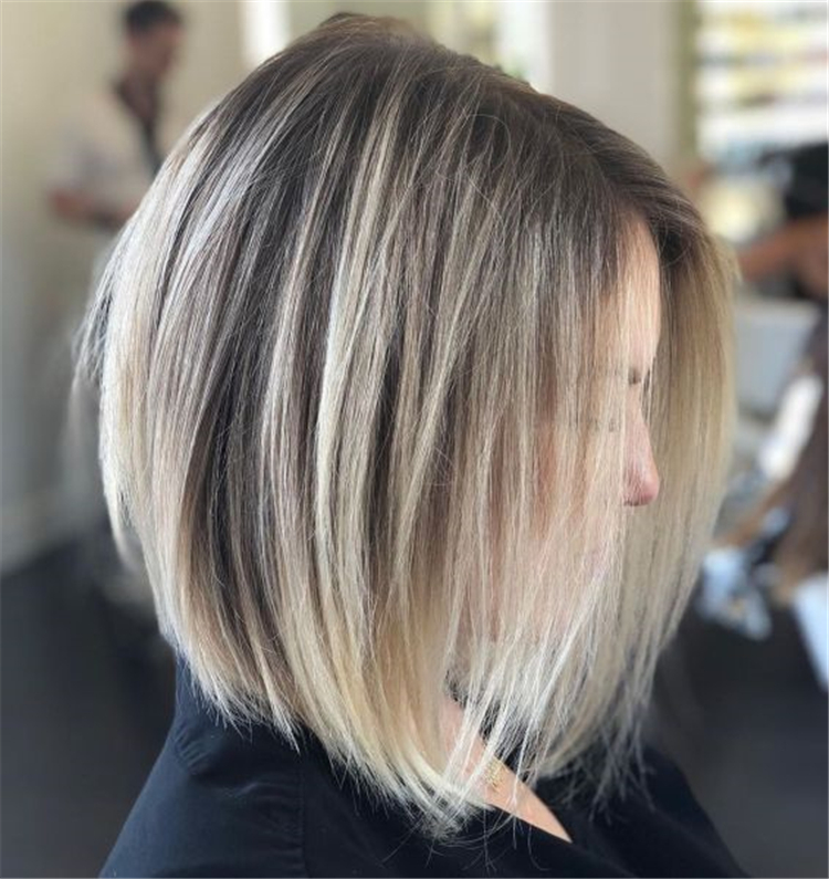 haircuts for thin hair to look thicker 32