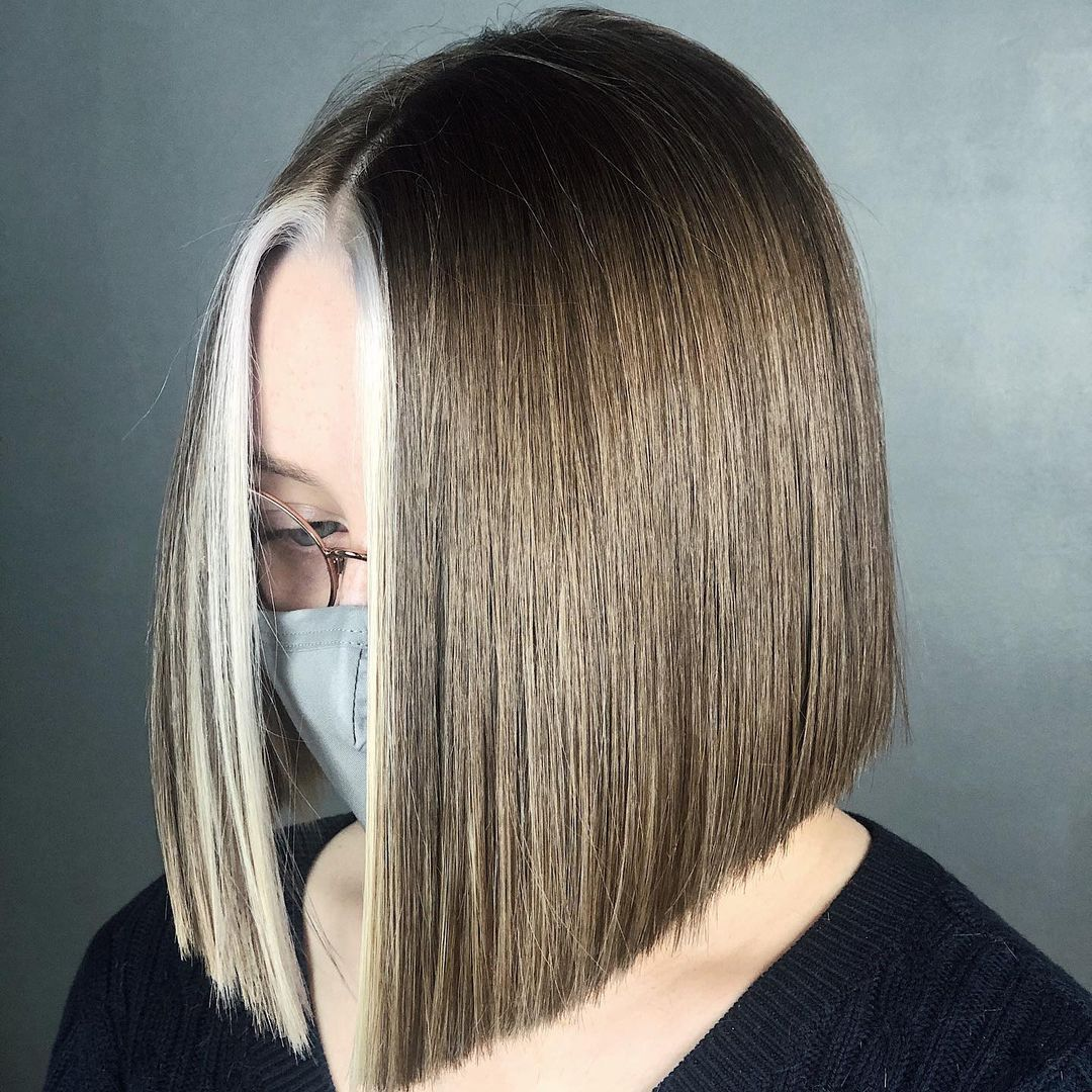haircuts for thin hair to look thicker 38