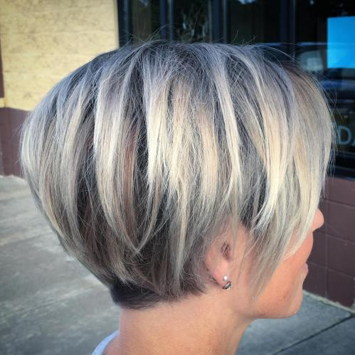 haircuts for thin hair to look thicker 42