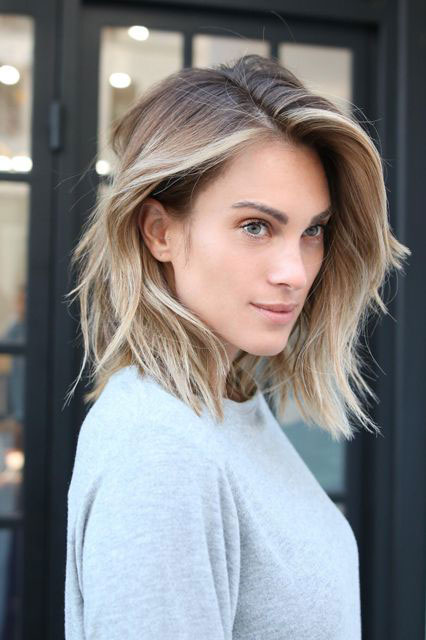 haircuts for thin hair to look thicker 44