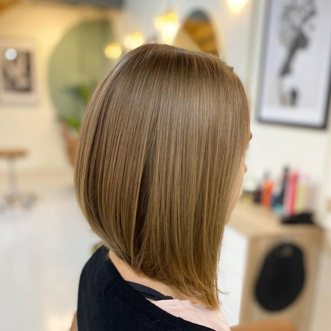 haircuts for thin hair to look thicker 46