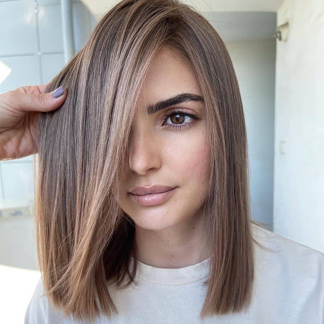 haircuts for thin hair to look thicker 47