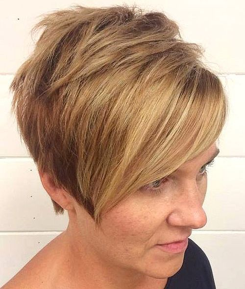 haircuts for thin hair to look thicker 67