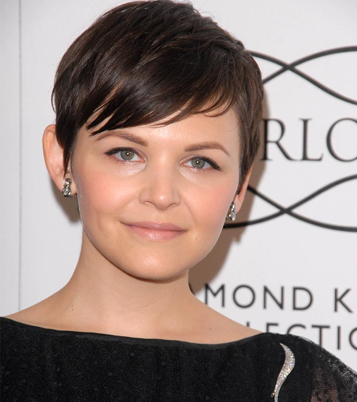 latest layered short haircuts for round faces 2021 21