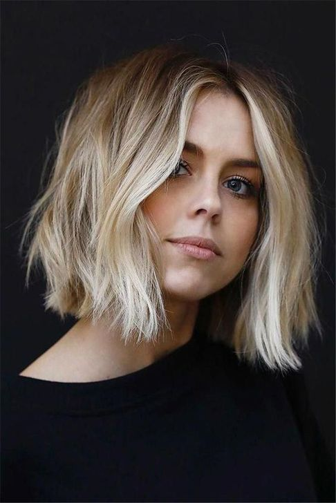 layered short hairstyles that can be preferred for date nights 17