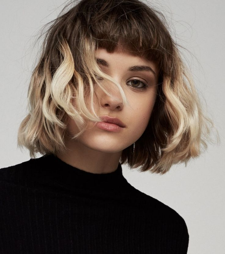 layered short hairstyles that can be preferred for date nights 8
