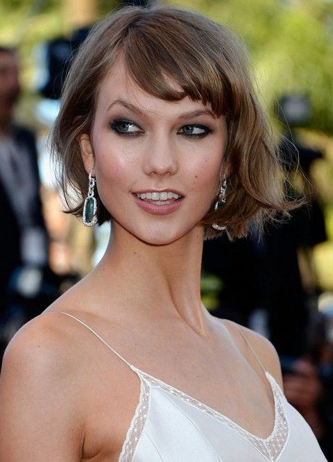 models with short hair karlie kloss kate moss edie campbell and more 6