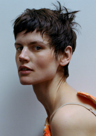 models with short hair karlie kloss kate moss edie campbell and more 8
