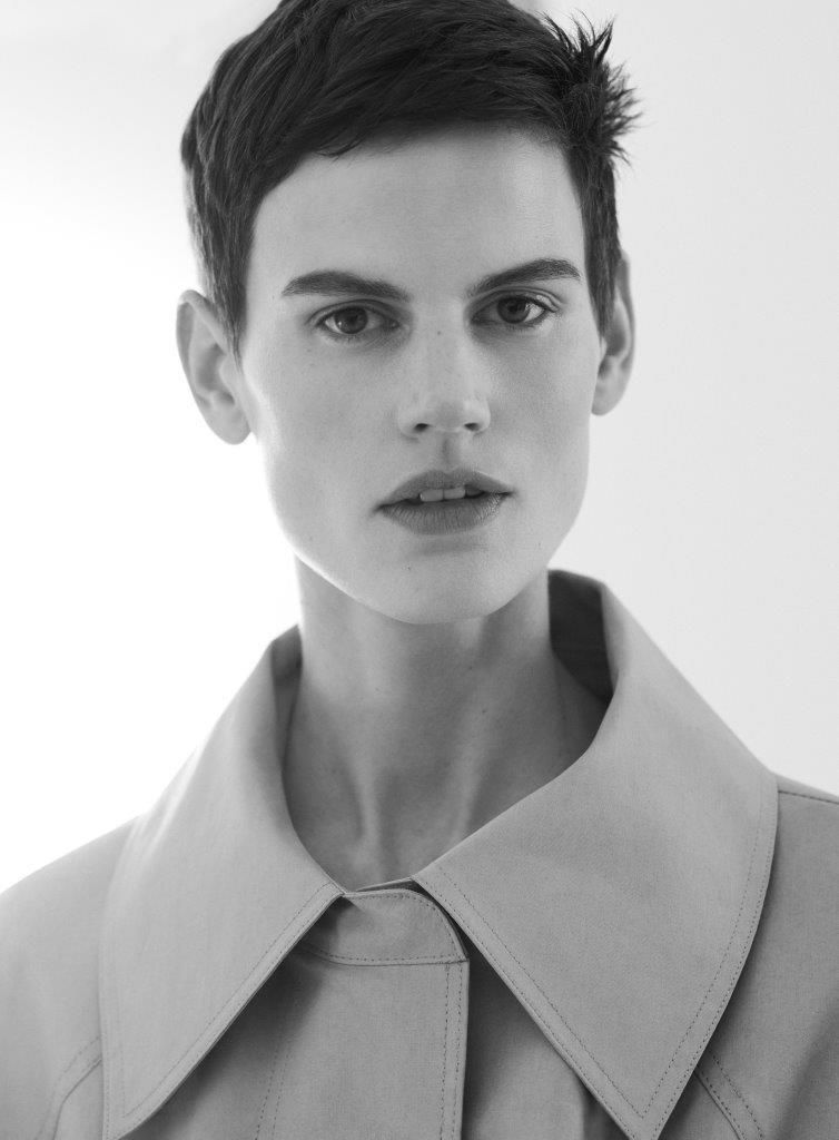 models with short hair karlie kloss kate moss edie campbell and more 9