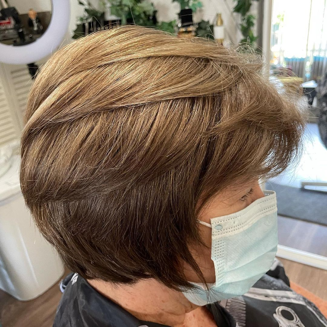 over 50 short hairstyles 2021 female 19