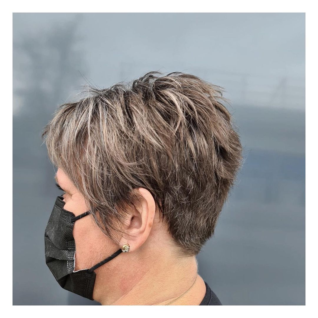 over 50 short hairstyles 2021 female 20