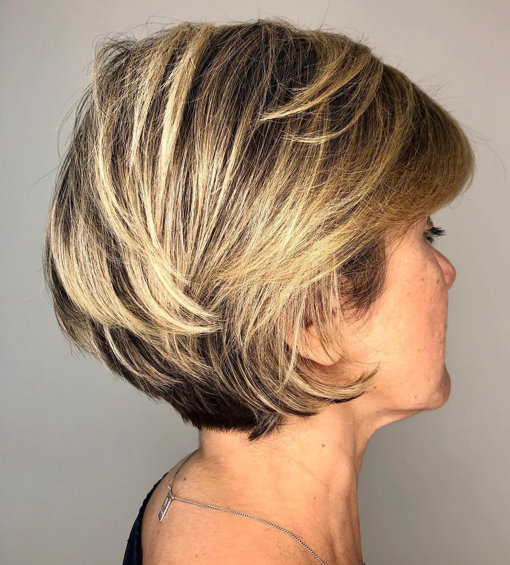 over 50 short hairstyles 2021 female 3