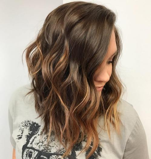 short female hairstyles wavy cool and stylish 10