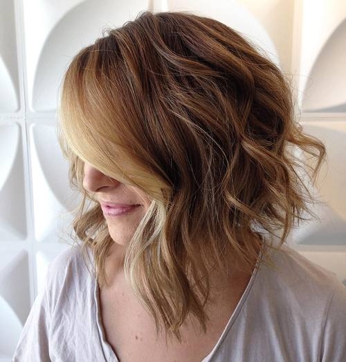 short female hairstyles wavy cool and stylish 18