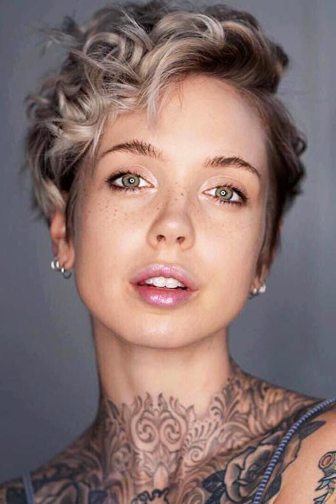 short female hairstyles wavy cool and stylish 26