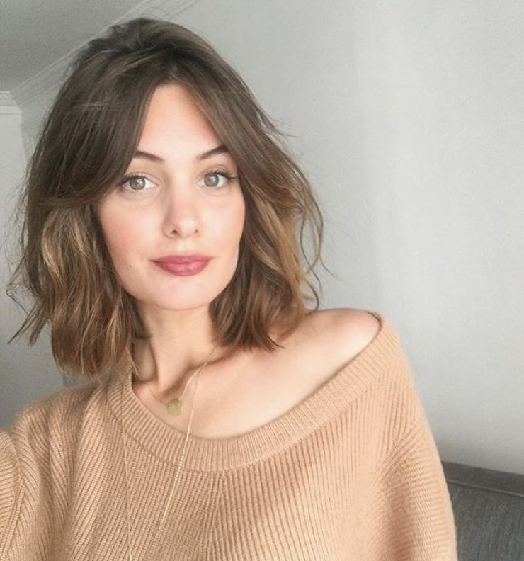short haircuts with bangs adorable stylish ideas 14