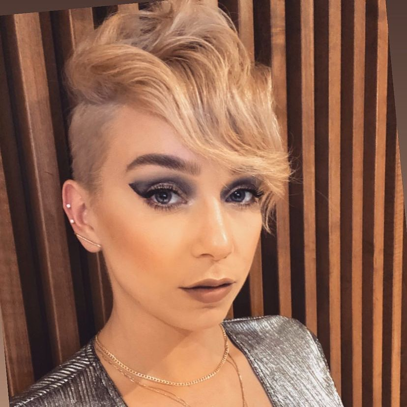 short haircuts with bangs adorable stylish ideas 24