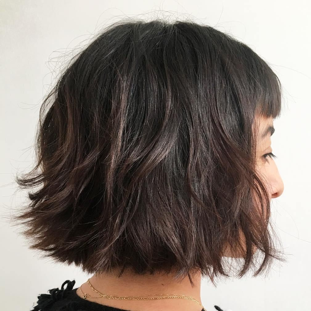 short hairstyle names most trendy and popular 11
