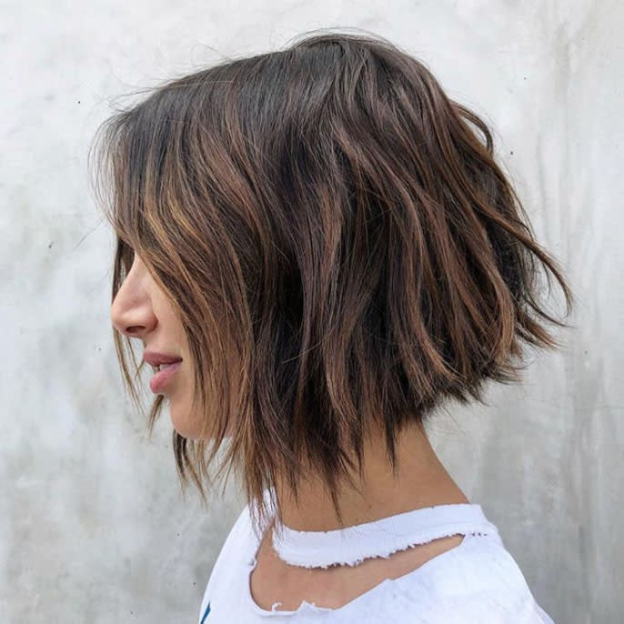 short hairstyle names most trendy and popular 18