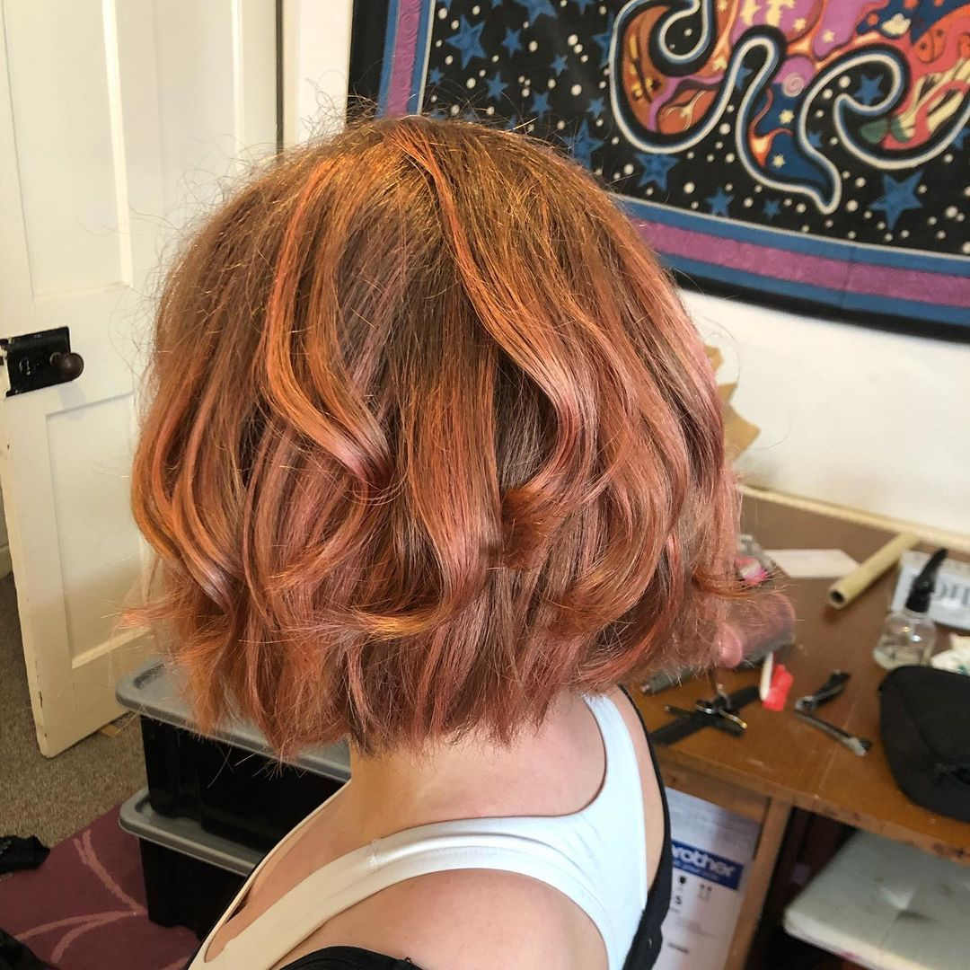 short hairstyle names most trendy and popular 24