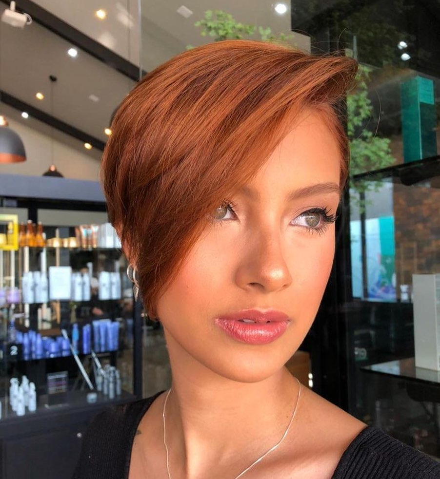 short hairstyle names most trendy and popular 39