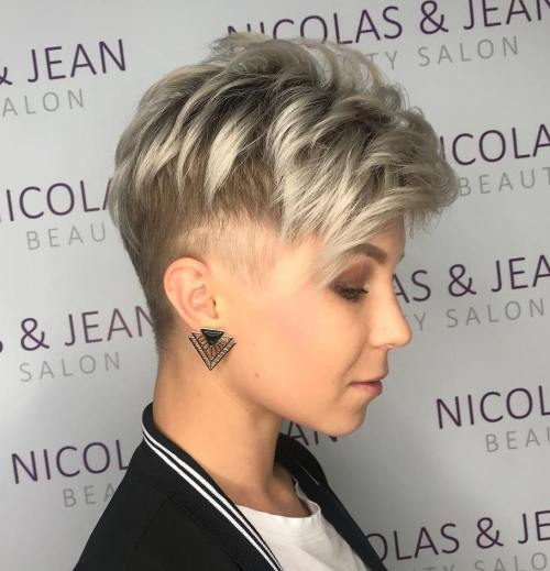 short hairstyle names most trendy and popular 41