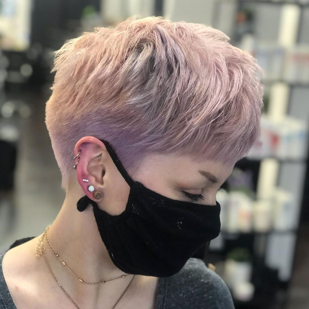 short hairstyle names most trendy and popular 44