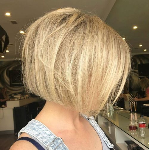 short hairstyle names most trendy and popular 8