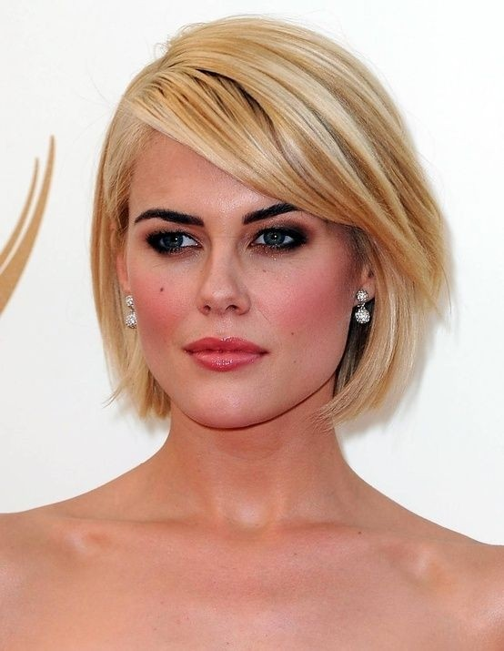 short hairstyles for fat faces 2021 version 26