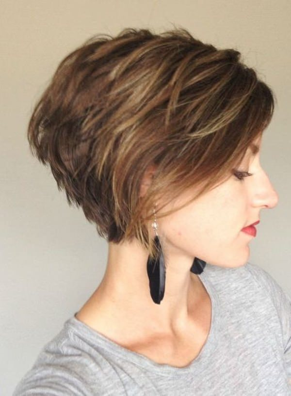 short hairstyles for fat faces 2021 version 27