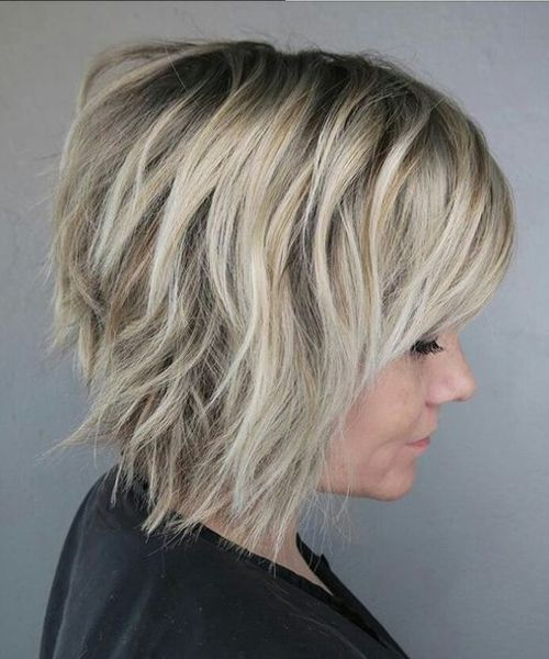 short hairstyles for fat faces 2021 version 31