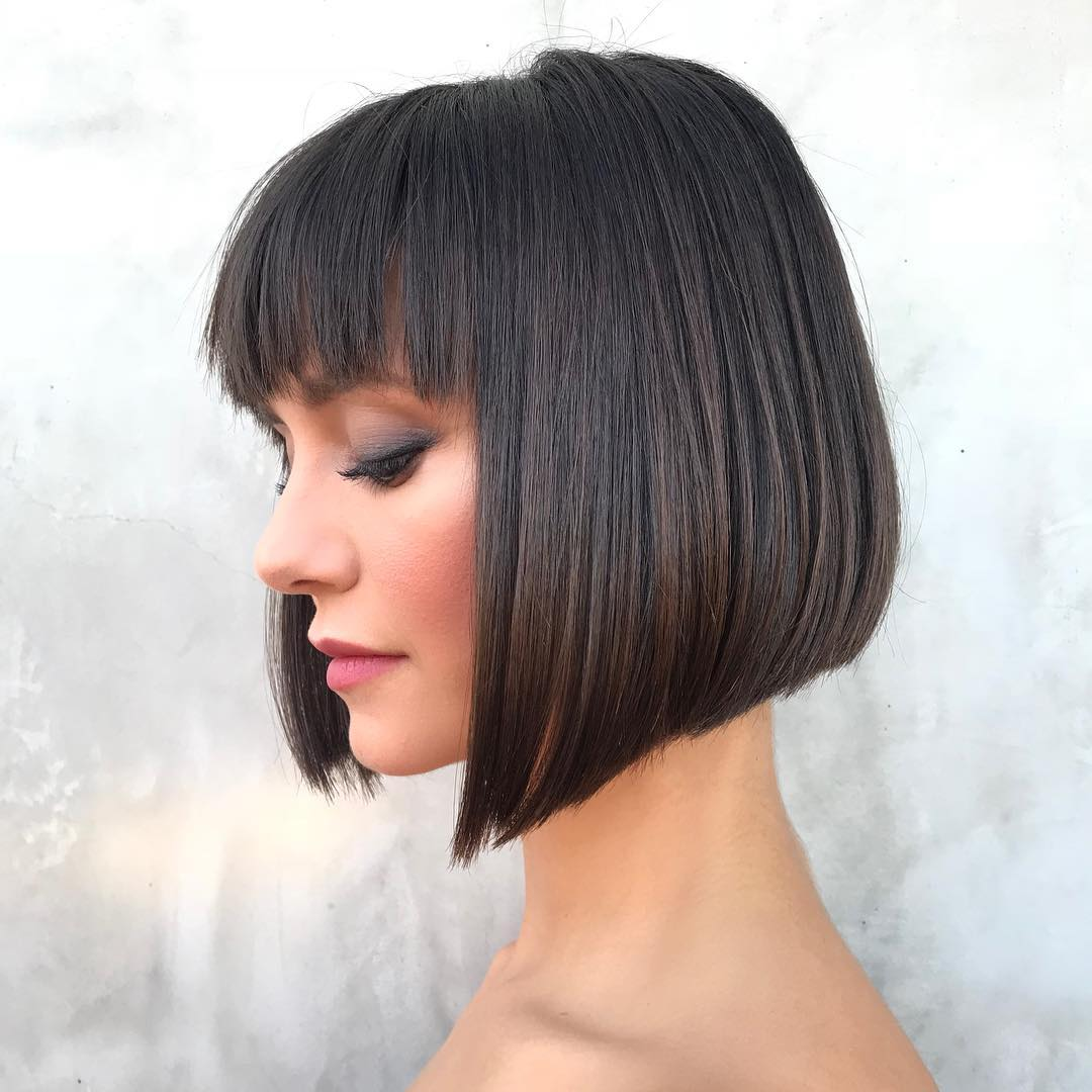 short hairstyles for fat faces 2021 version 32