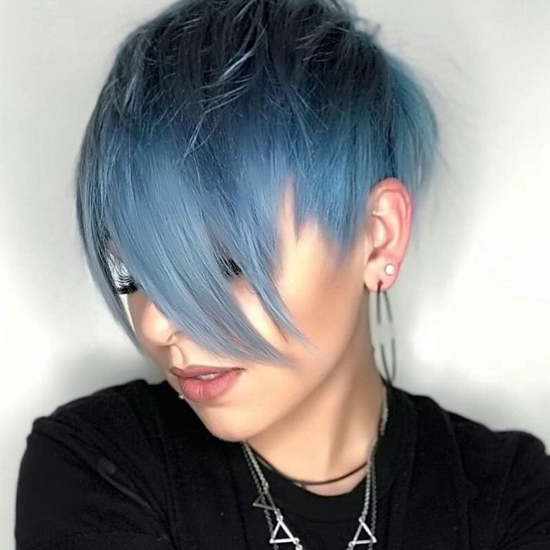 short hairstyles for fat faces 2021 version 35