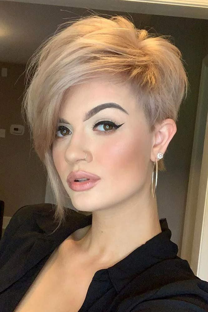 short hairstyles for fat faces 2021 version 42