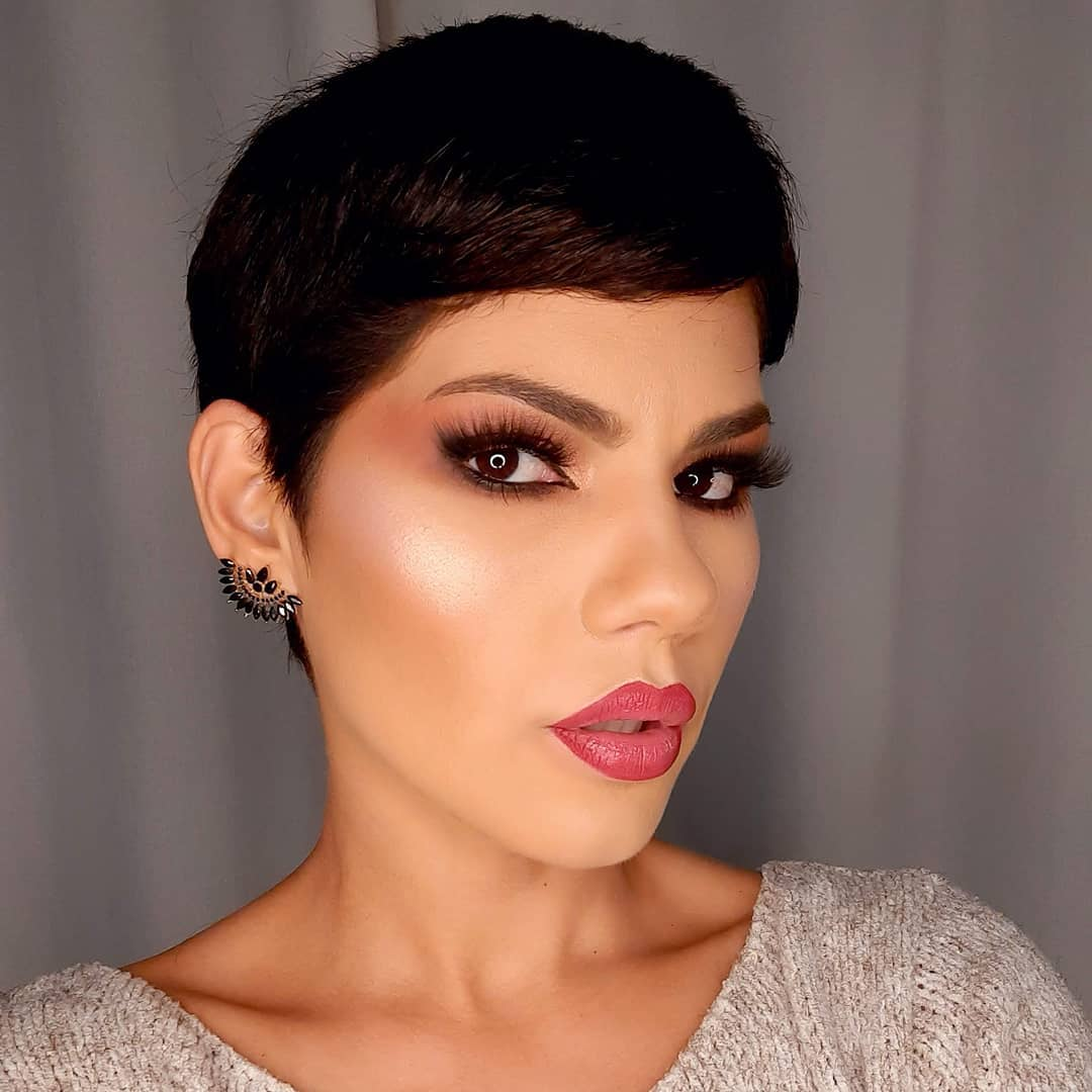 short hairstyles for fat faces 2021 version 48