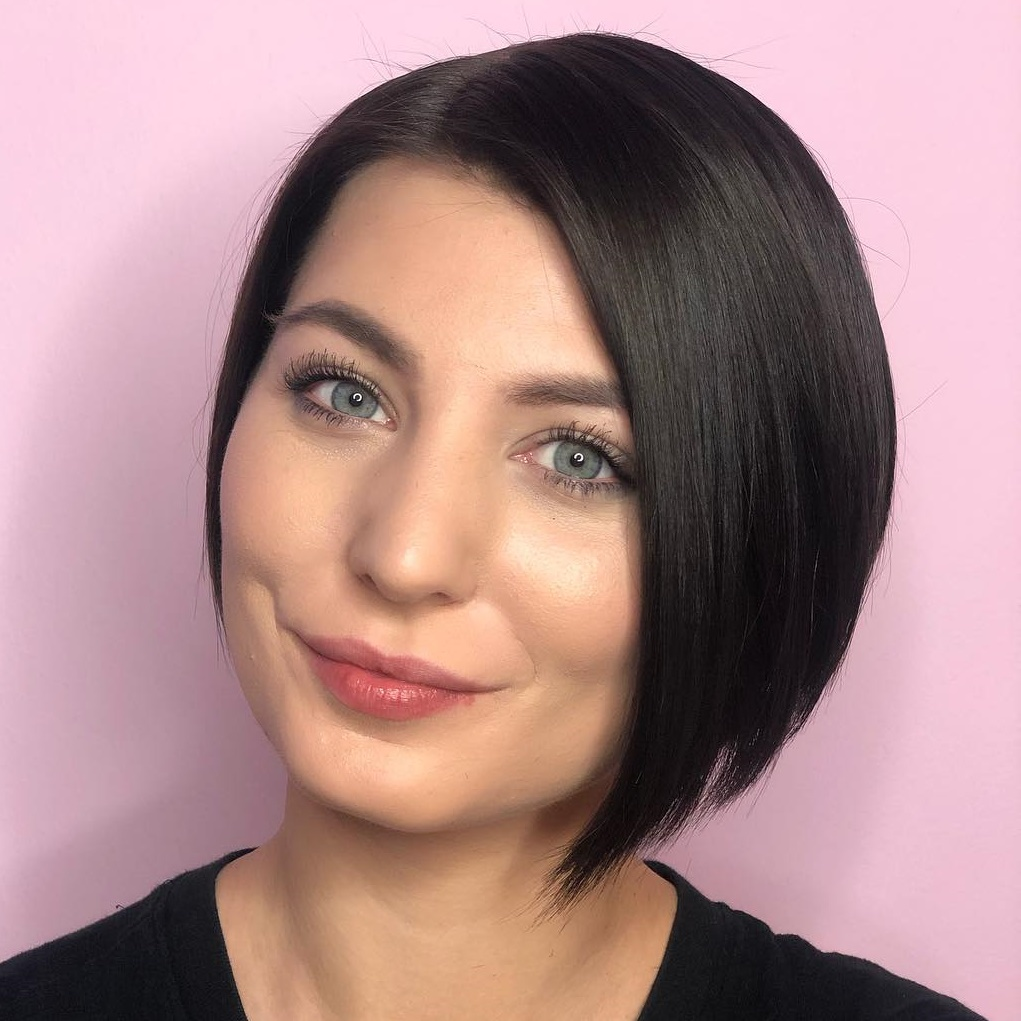 short hairstyles for fat faces 2021 version 6