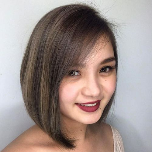 short hairstyles for fat faces 2021 version 7