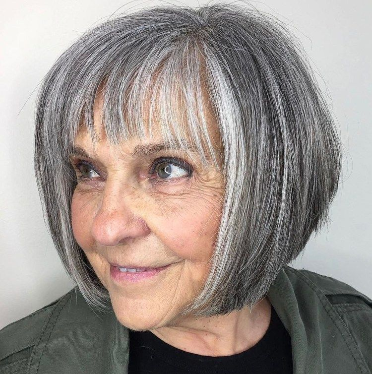 short hairstyles for over 60 2021 8