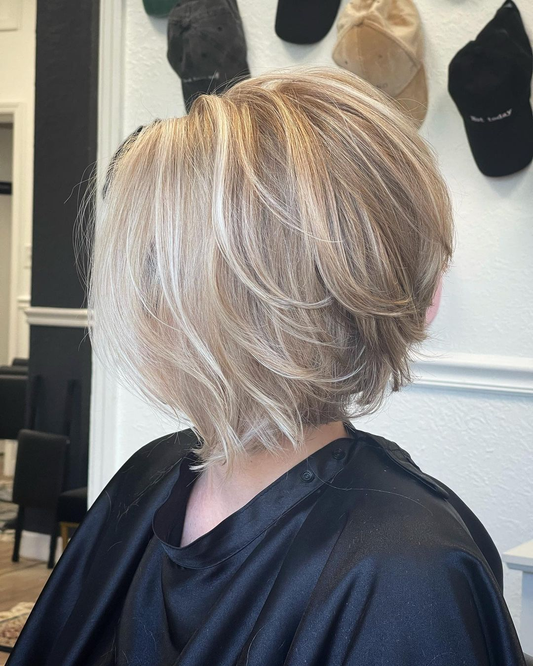 short straight haircut ideas for a younger look 31