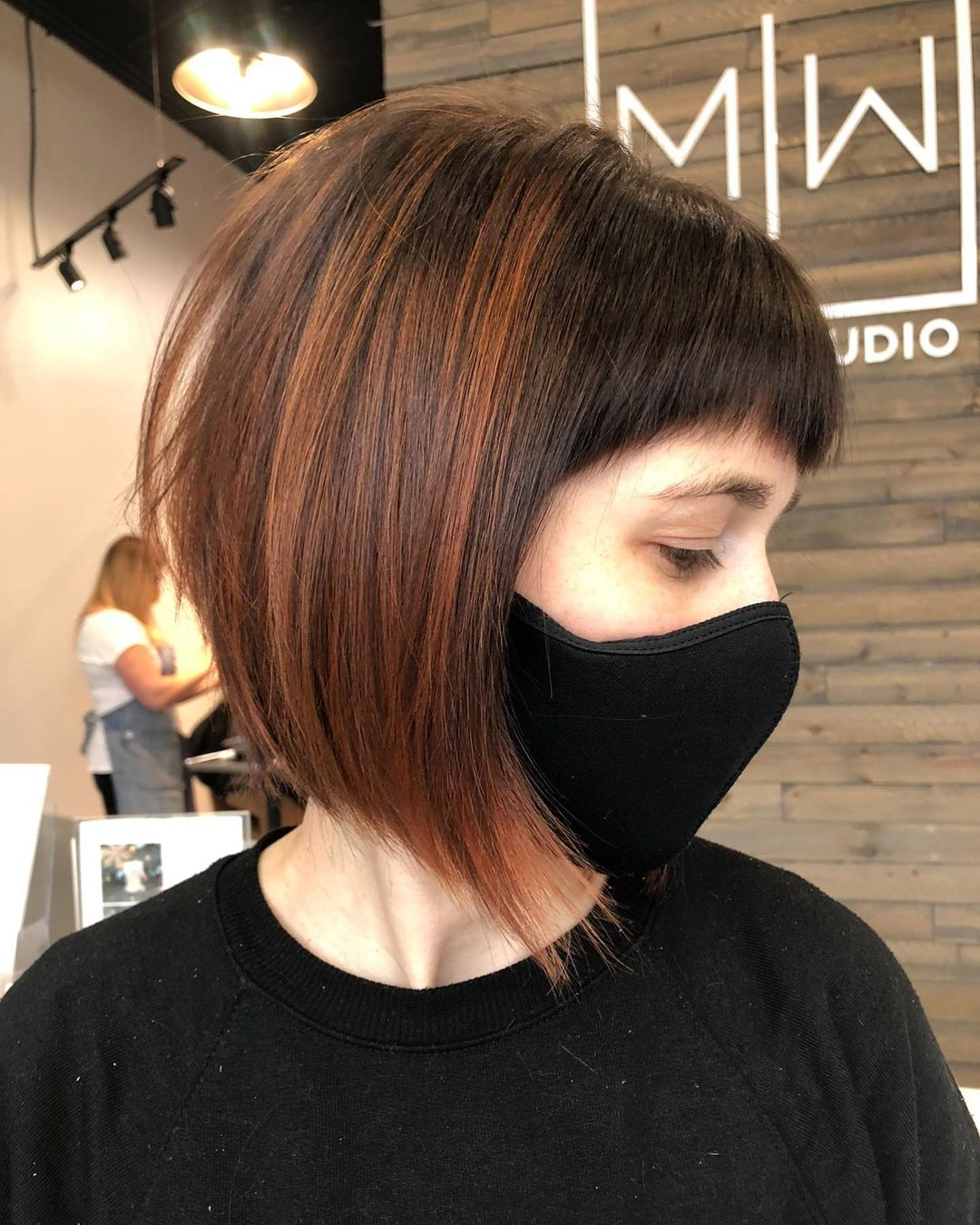 short straight haircut ideas for a younger look 41