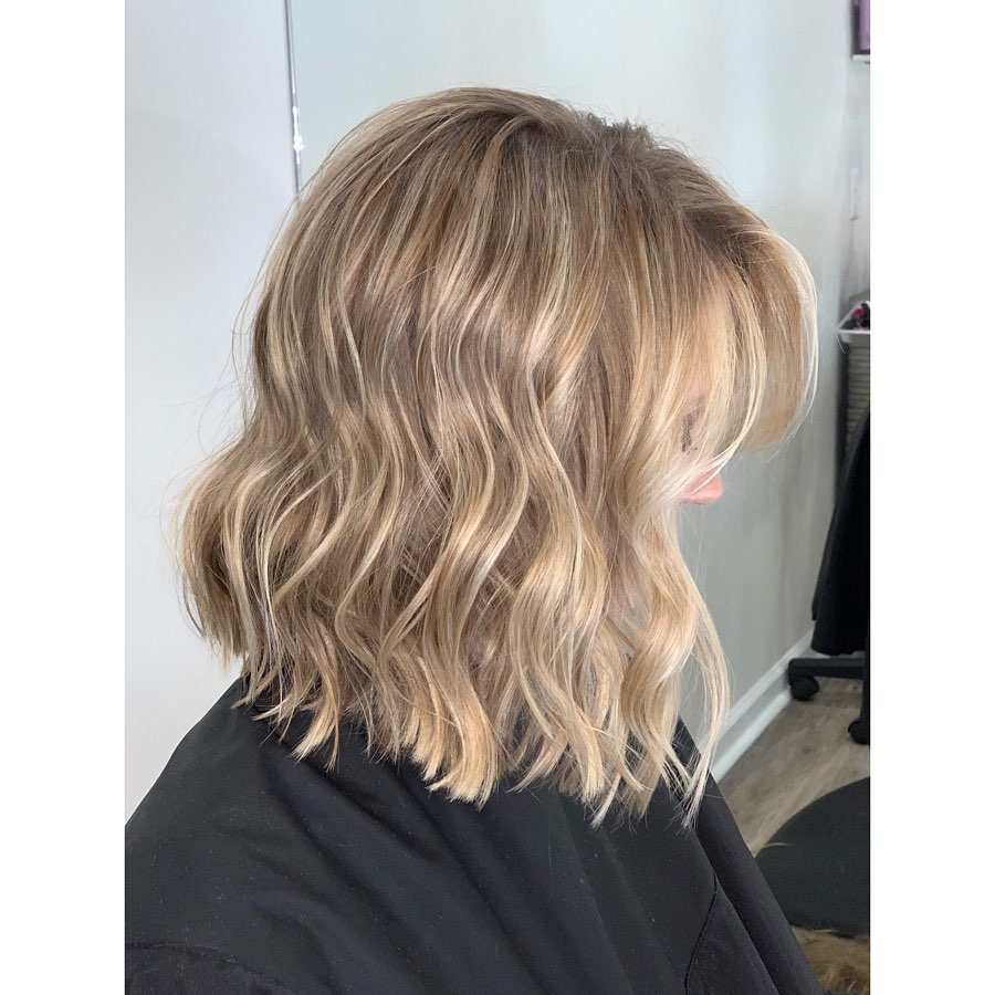 short straight haircut ideas for a younger look 45