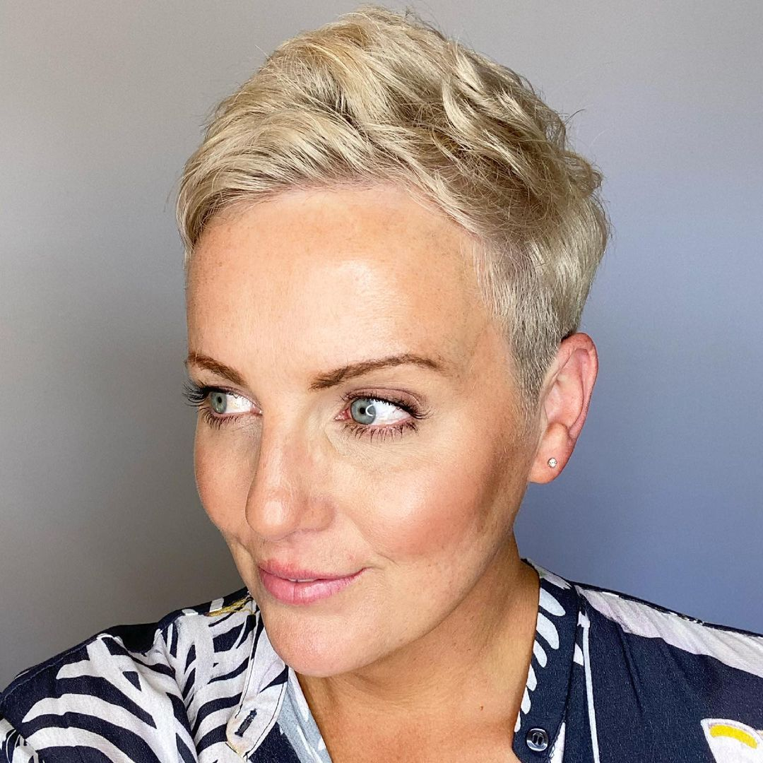 short straight haircut ideas for a younger look 50