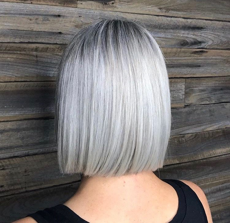 short straight haircut ideas for a younger look 64