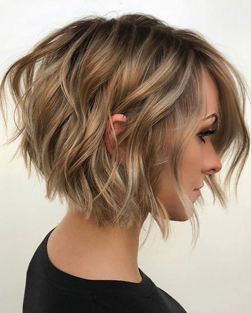 the bravest wavy short hairstyles to try in the new season 10