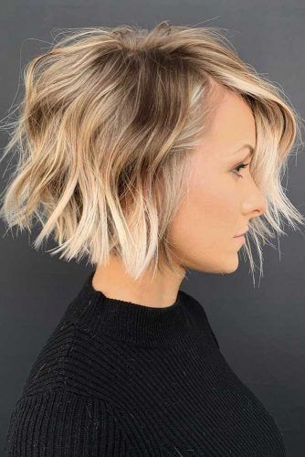 the most charming short haircuts for different face shapes 12